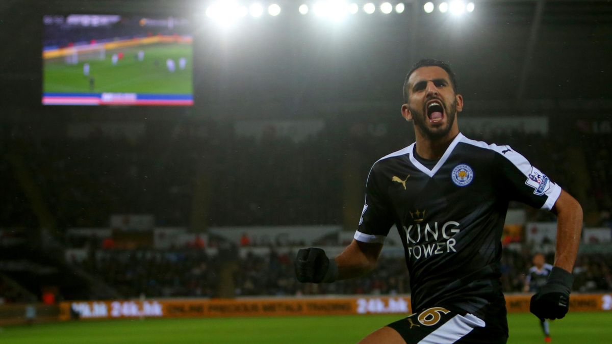 Riyad Mahrez (Leicester)