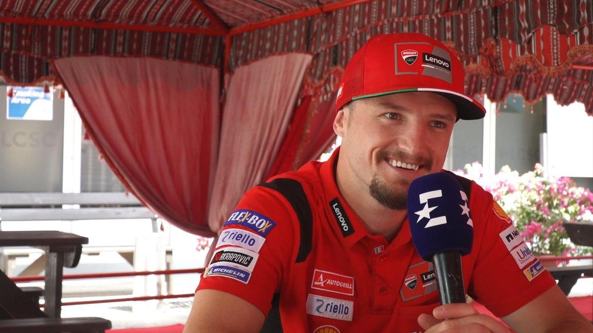 MotoGP | Interview Jack Miller