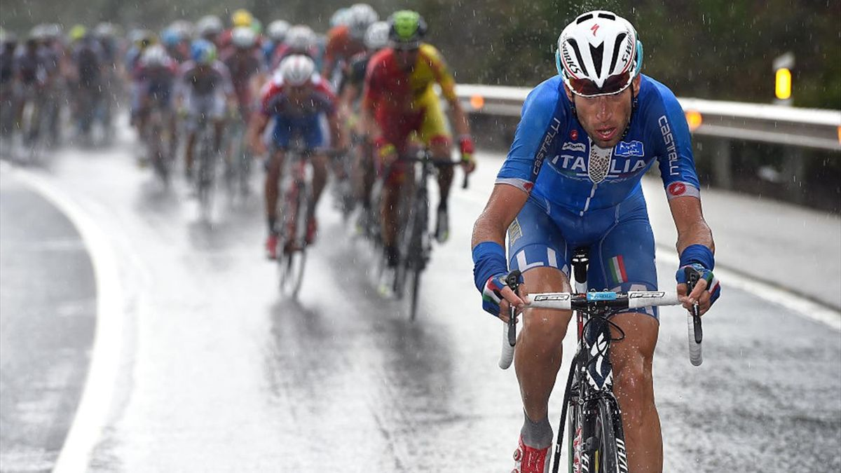 Vincenzo Nibali - World Championship 2014 Ponferrada - Getty Images