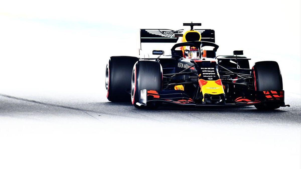 Max Verstappen (Red Bull) au Grand Prix du Japon 2019