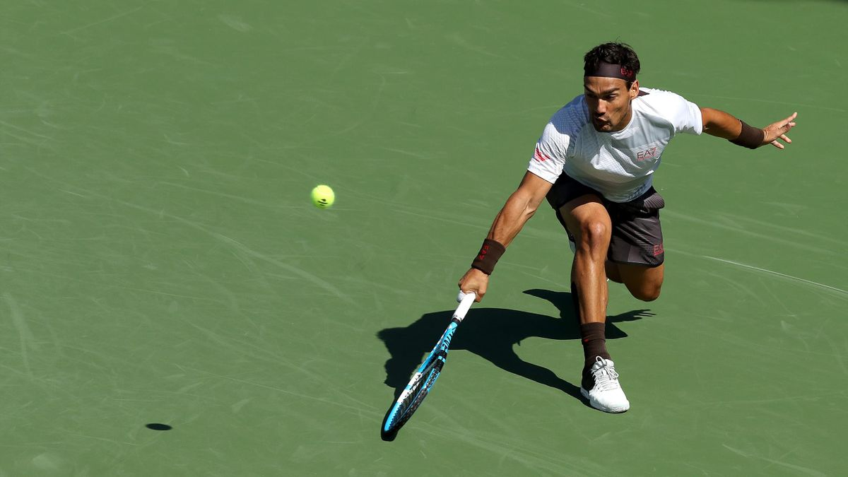 Us Open 2019 News Fognini Dumped Out After Djokovic Nishikori And Medvedev In Early Session Eurosport