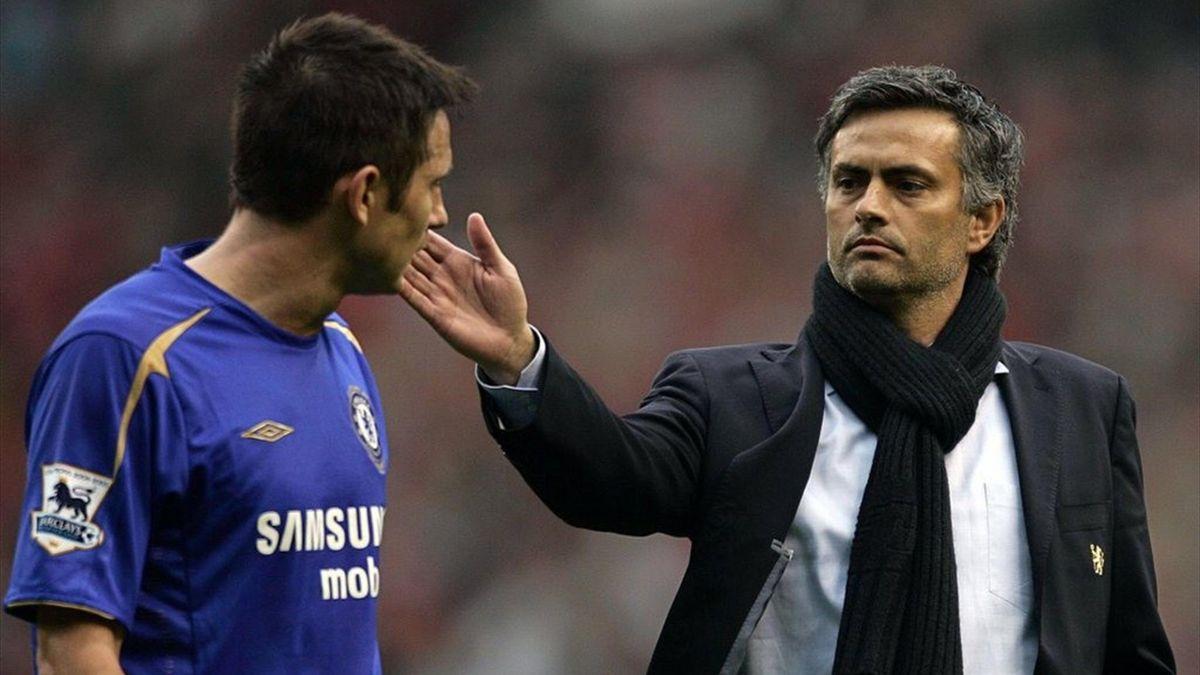 Jose Mourinho: I wanted Frank Lampard at Inter Milan ...