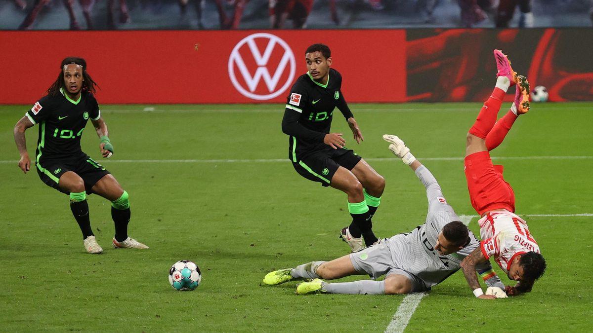 RB Leipzig vs. VfL Wolfsburg
