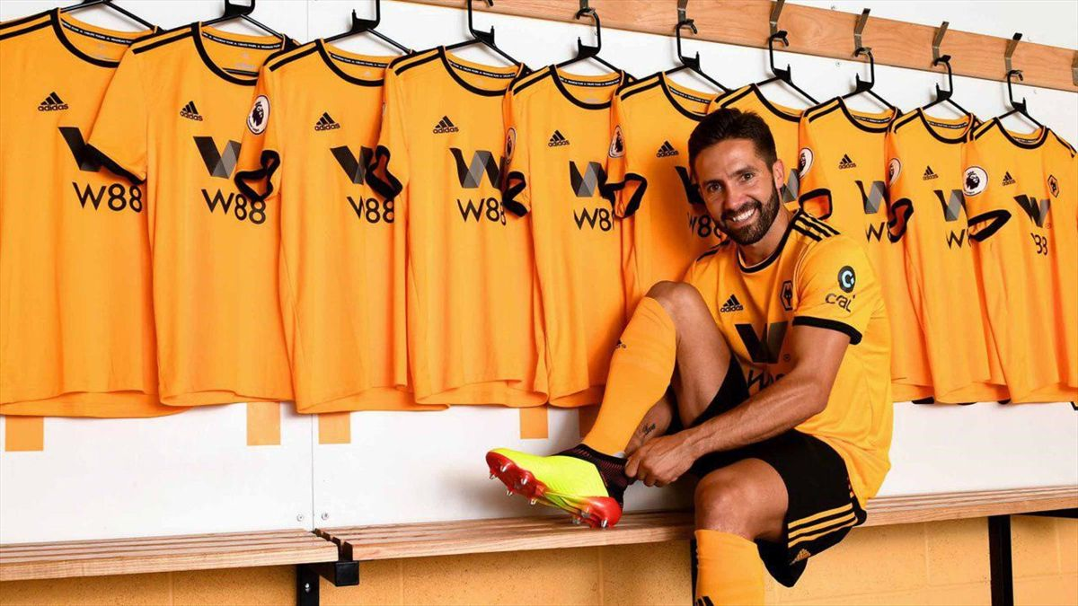 Joao Moutinho, Wolverhampton Wanderers