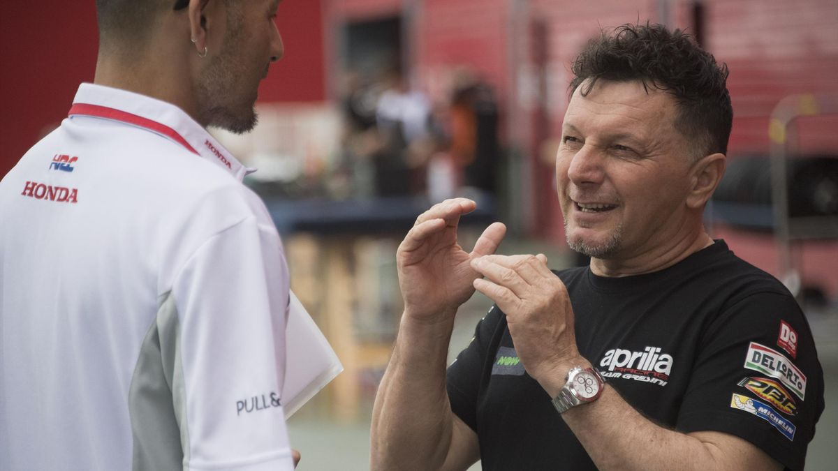 Fausto Gresini, MotoGP, Getty Images