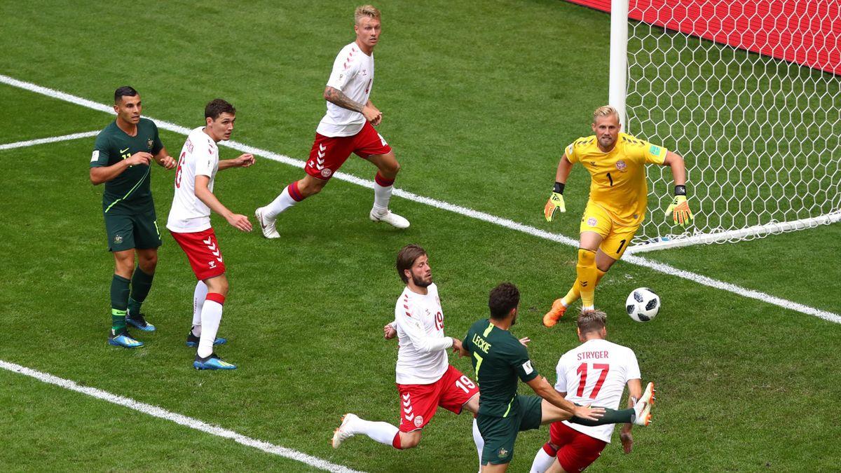 Dänemark gegen Australien