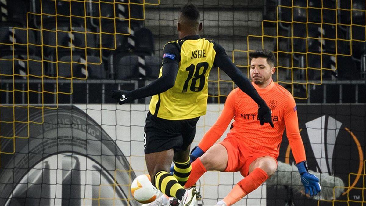 Bălgrădean, eliminat nejustificat în Young Boys - CFR 2-1