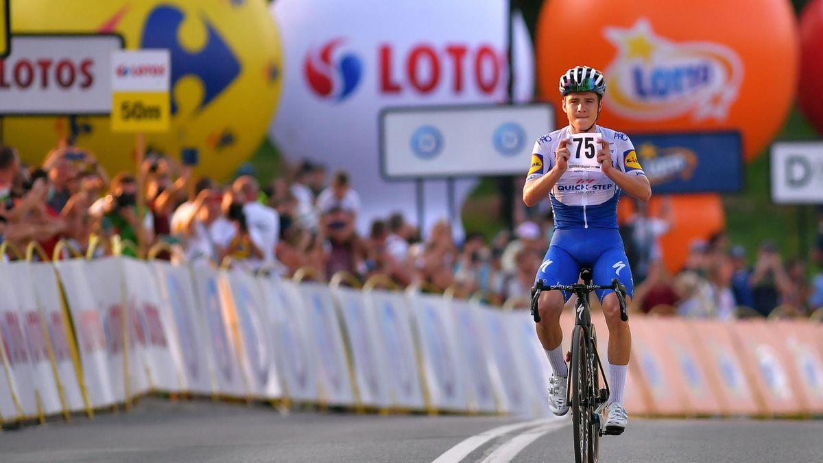 Remco Evenepoel i-a dedicat lui Fabio Jakobsen o victorie în Turul Poloniei. La scurt timp s-a accidentat și el foarte grav, în Il Lombardia