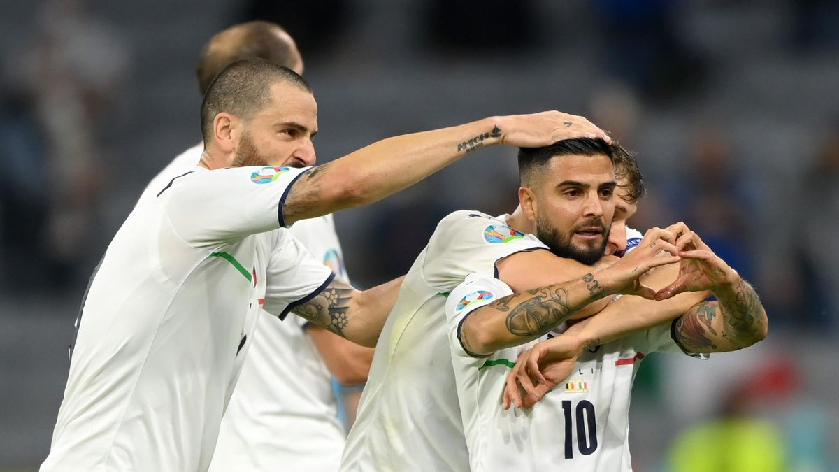 Euro 2020 Italia Insigne