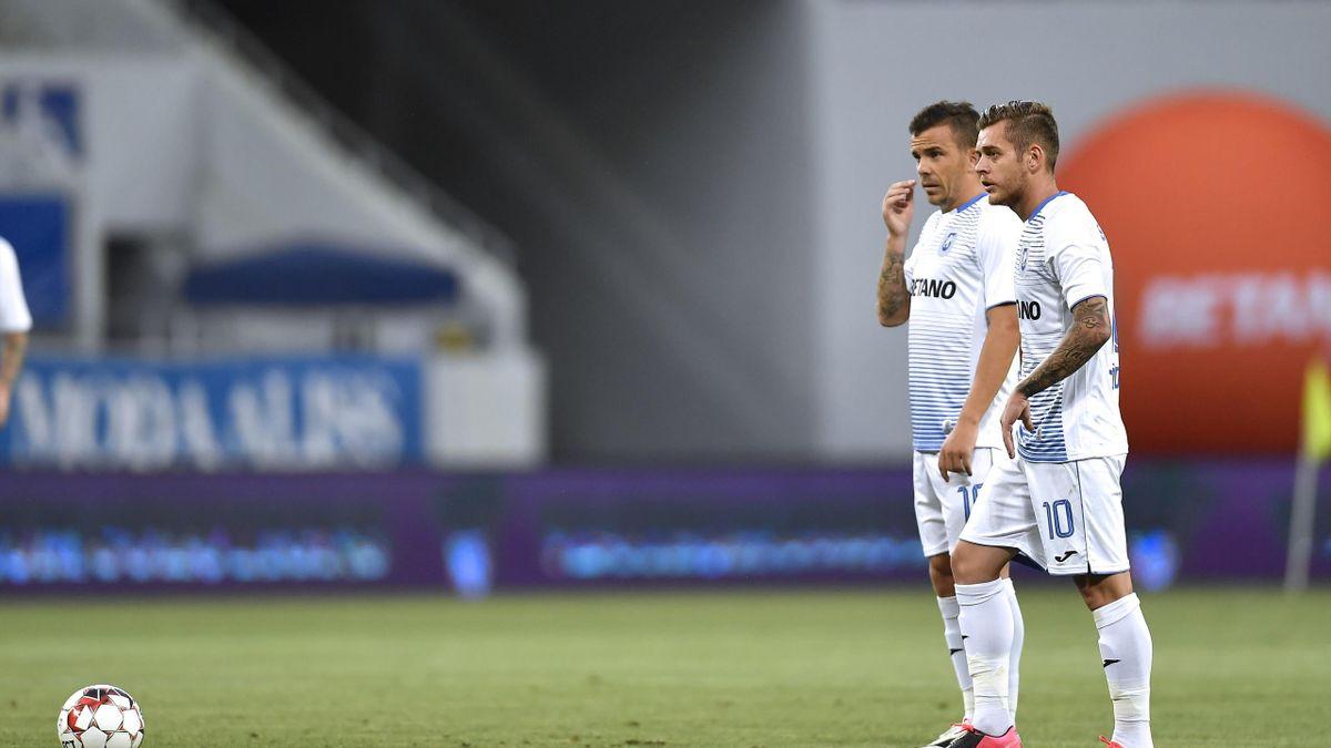 Universitatea Craiova a pierdut lamentabil cu Lokomotivi Tbilisi în turul 1 preșliminar din Europa League