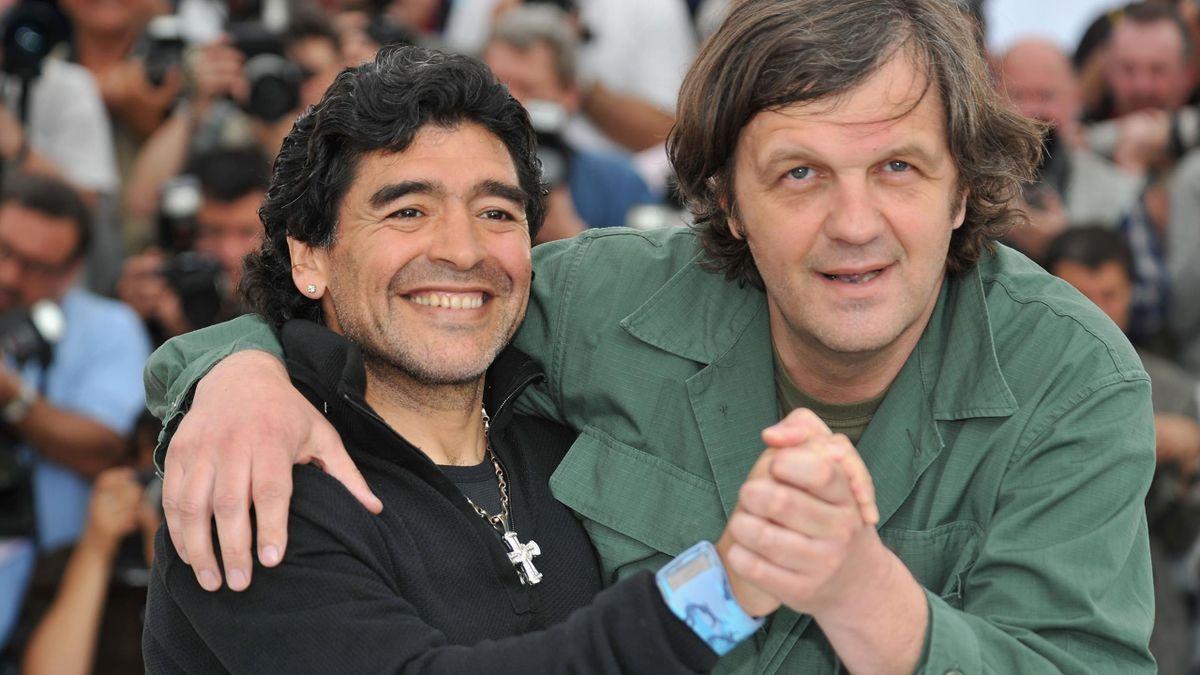 Emir Kusturica & Diego Maradona