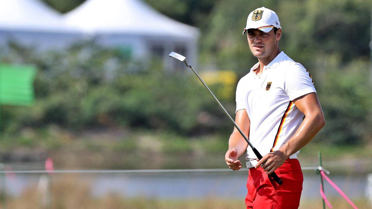 Golf-Ass Martin Kaymer bei Olympia in Rio 2016