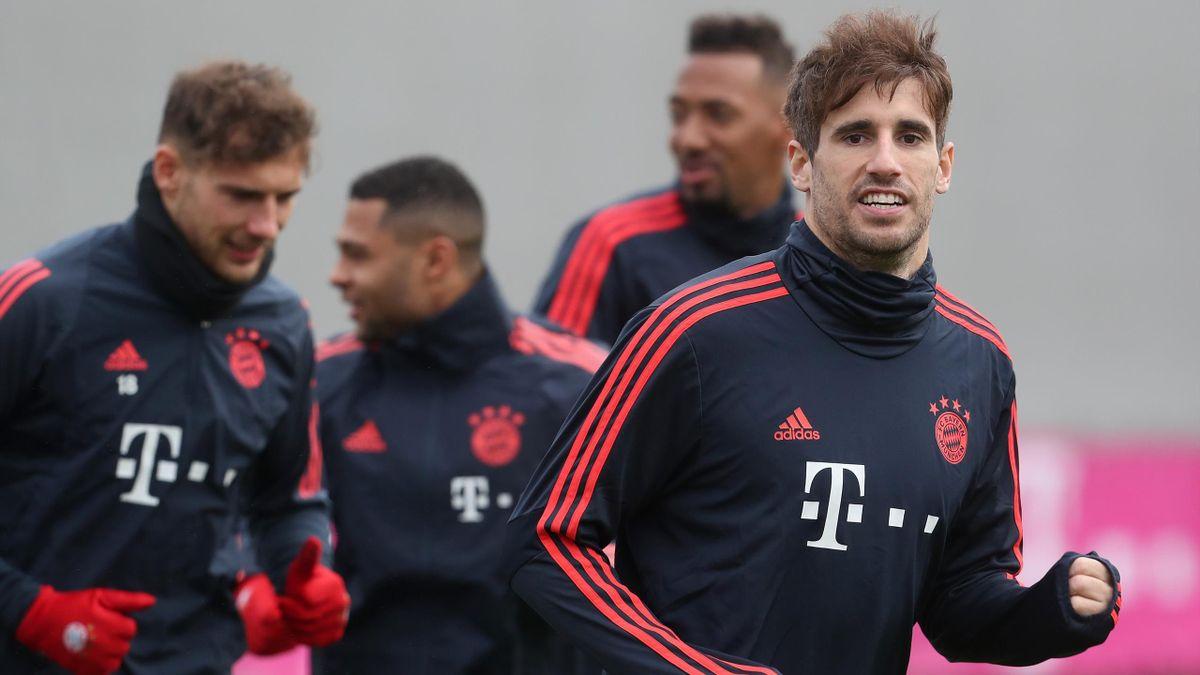Javi Martínez (FC Bayern München)