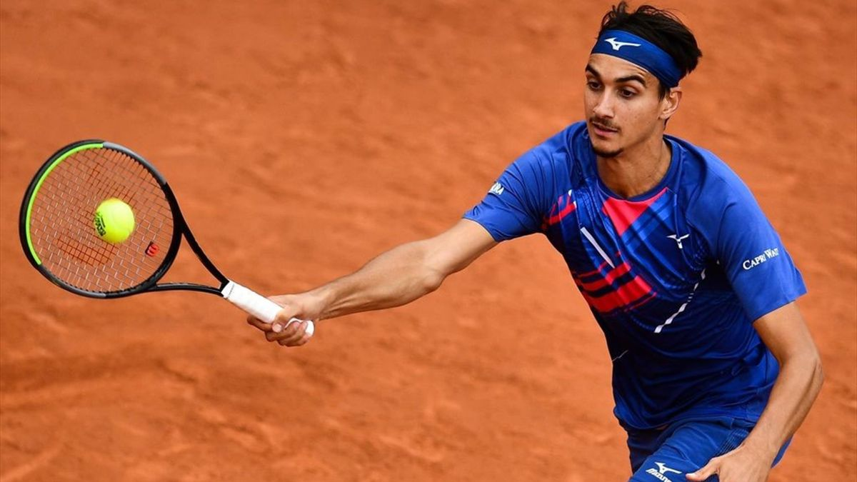 Lorenzo Sonego - Roland Garros 2020