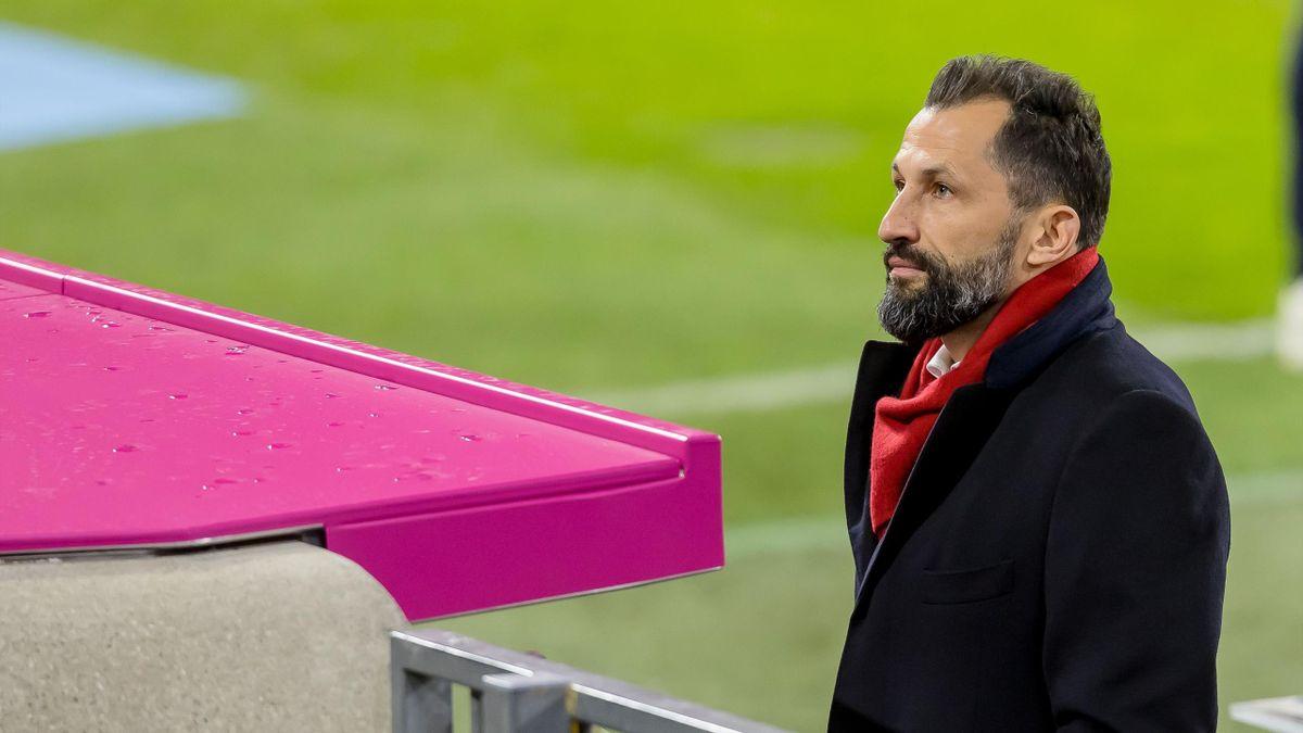 Hasan Salihamidzic, Bayern-Sportvorstand