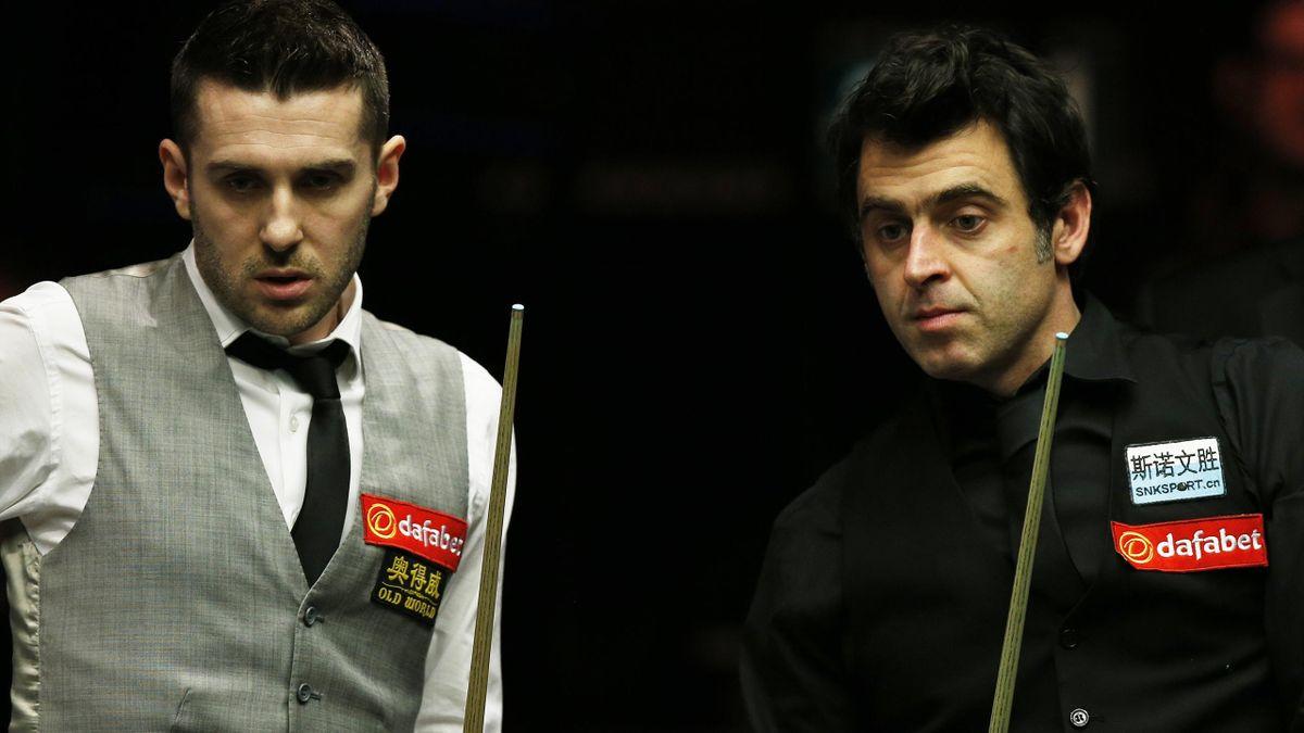 Ronnie O'Sullivan și Mark Selby vor relua duelul pentru un loc în finala Campionatului Mondial de Snooker de la ora 21.00