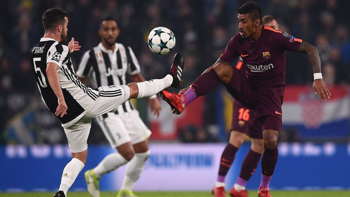 Juve Gegen Barca