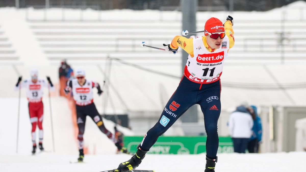 Eric Frenzel | Nordic Combined | ESP Player Feature