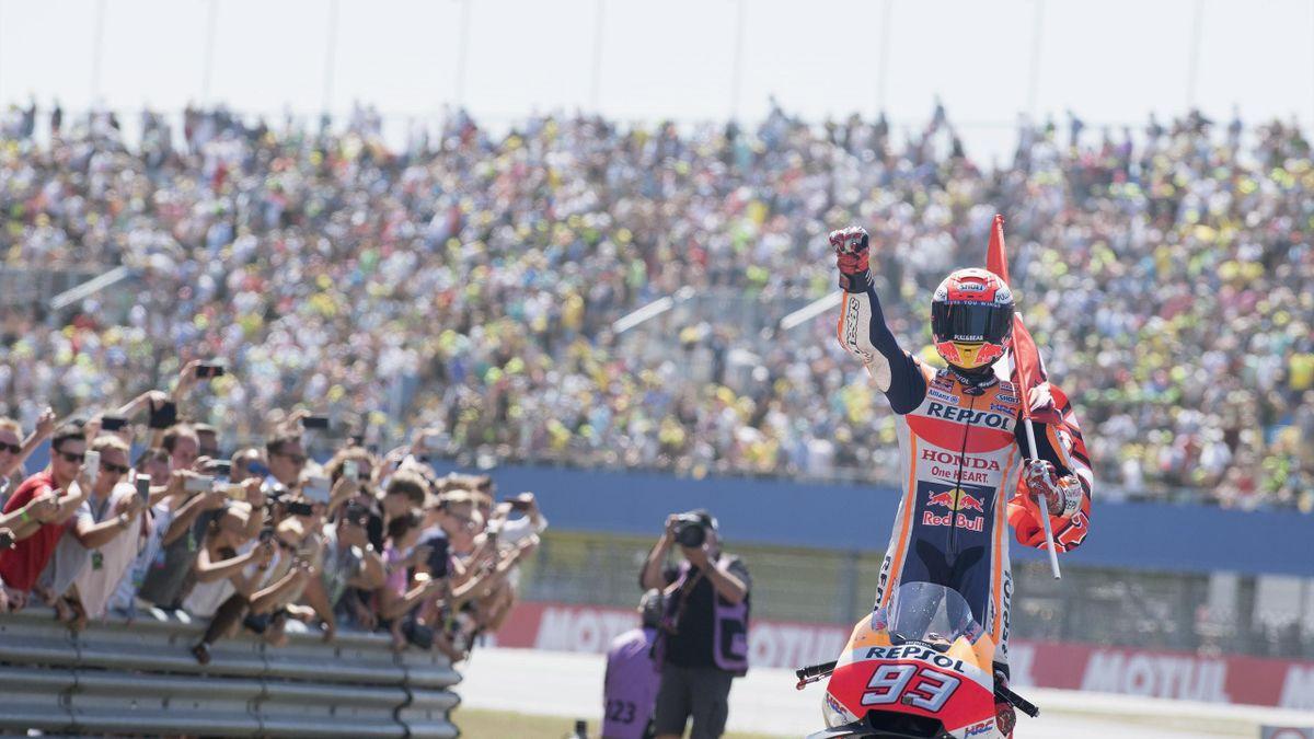 Marc Marquez TT Assen 2018