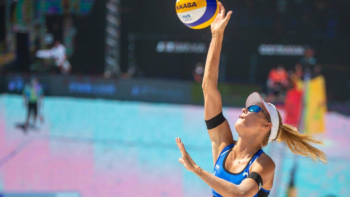 Marketa Nausch-Slukova wurde positiv auf Corona getestet