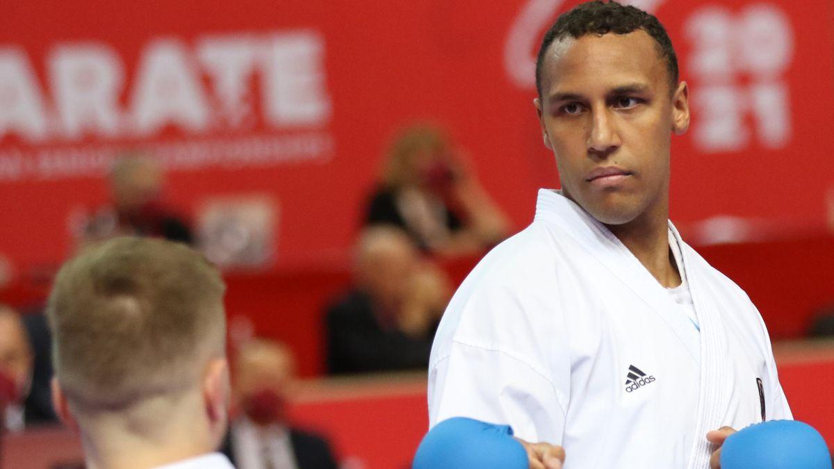 Horne: Vorzeigeathlet des Deutschen Karate Verbandes
