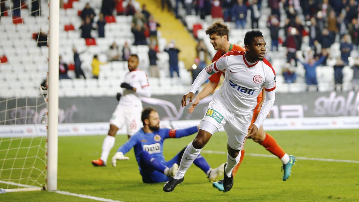 Antalyaspor - Alanyaspor (Samuel Eto'o)