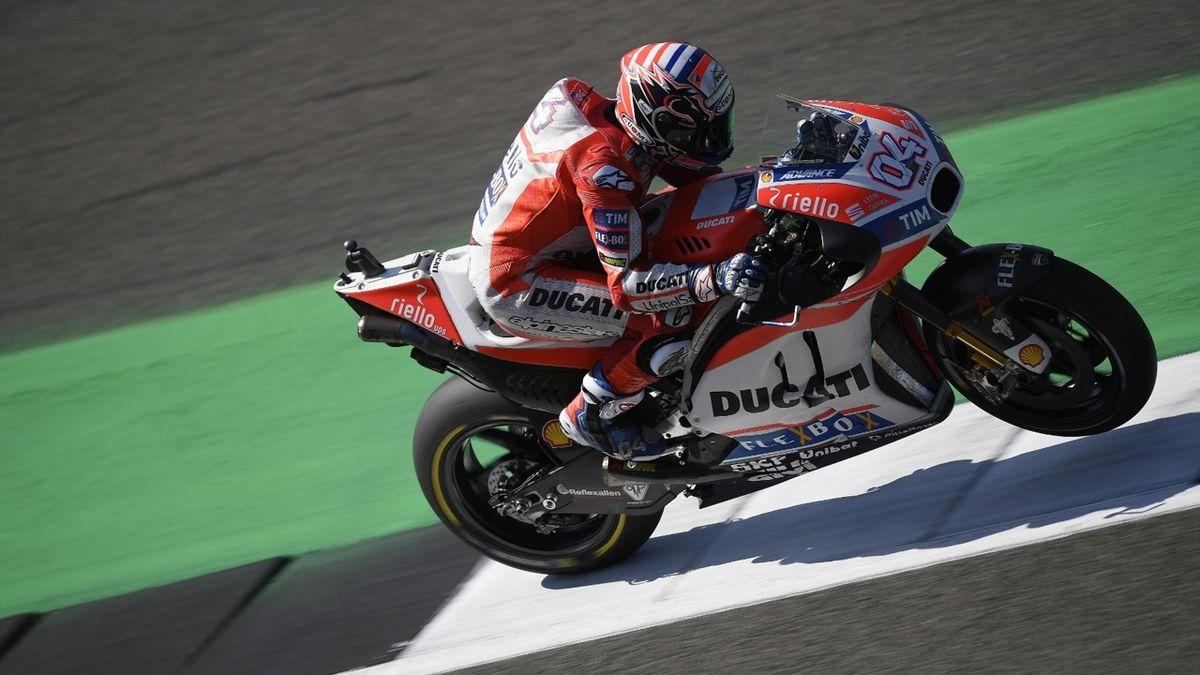 Andrea Dovizioso (Ducati Team) - Grand Prix de Grande-Bretagne 2017