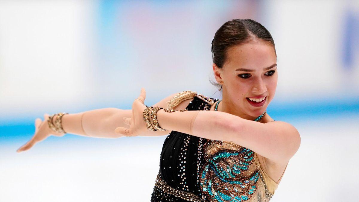 Алина Ильназовна Загитова-3 | Олимпийская чемпионка - Страница 8 2697391-55770130-2560-1440