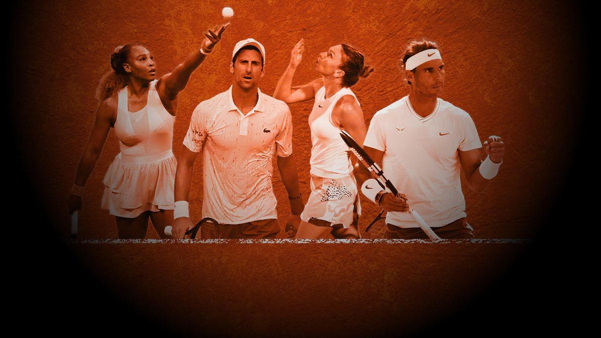 Roland Garros 2020: Serena Williams, Djokovic, Nadal, Halep | Tennis | ESP Player Feature