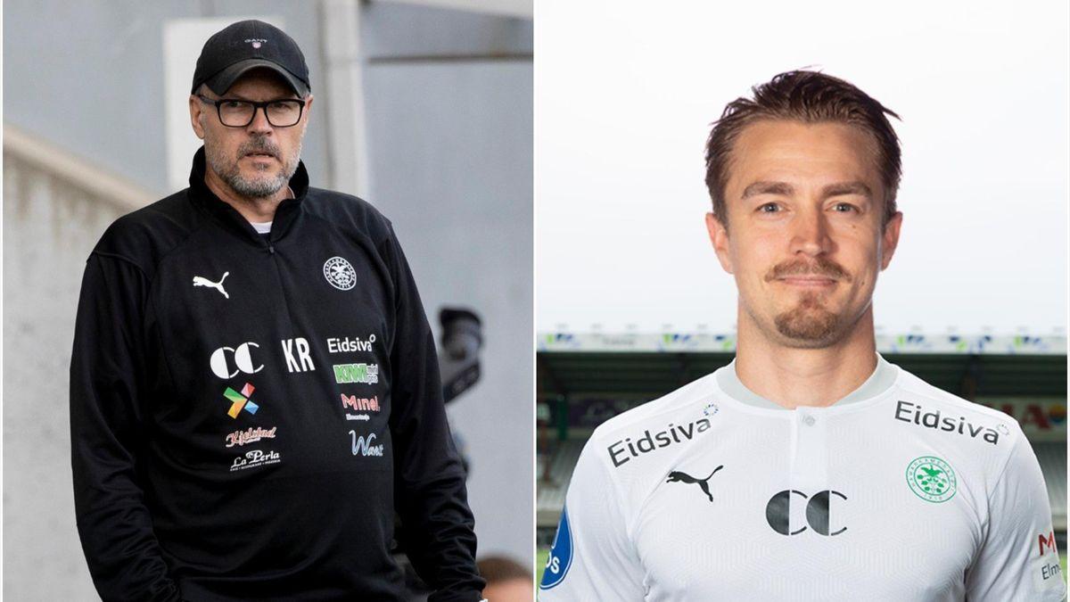Kjetil Rekdal, Rasmus Lindkvist
