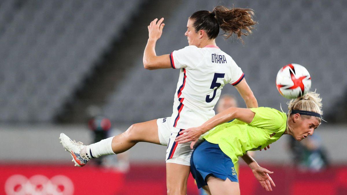 Sweden USA Women | Football | Olymics 2020 | ESP Player Feature