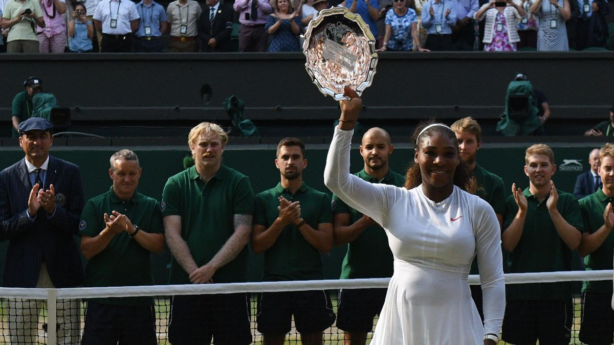 Serena Williams / Wimbledon 2018