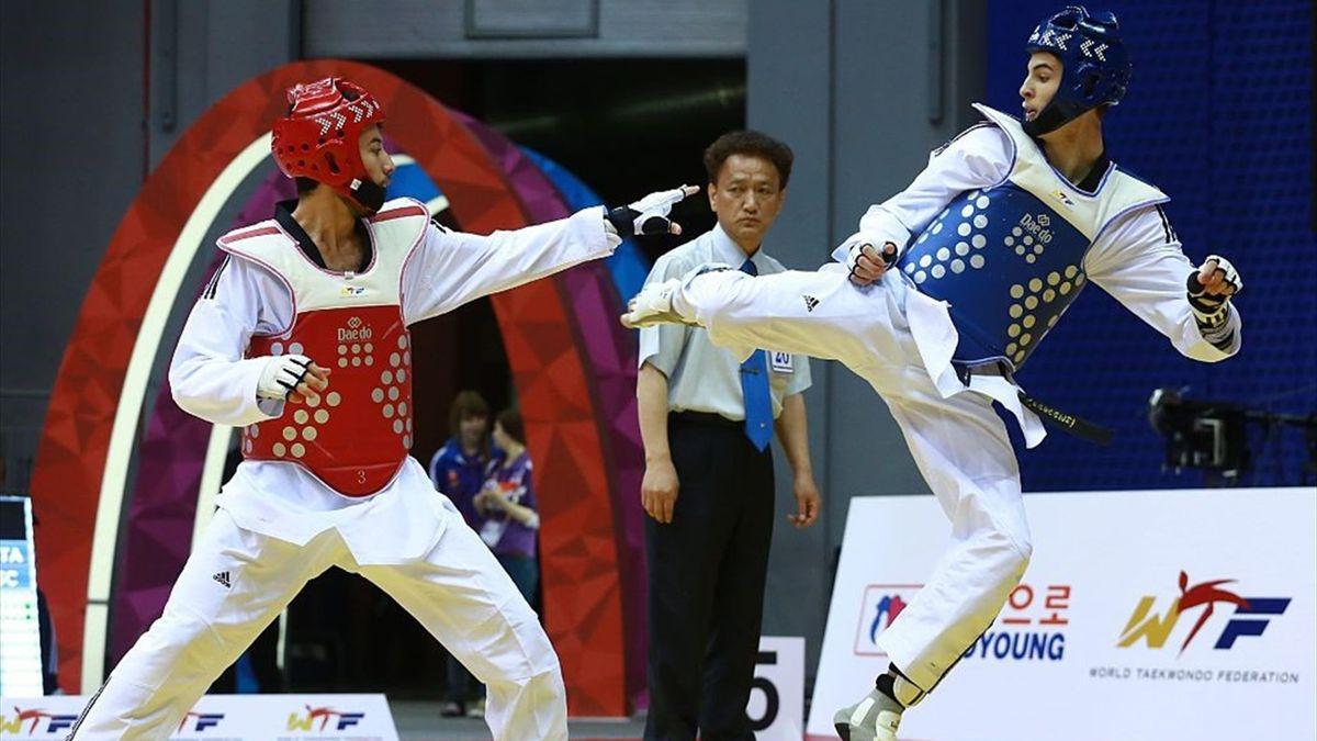 Simone Crescenzi - Taekwondo