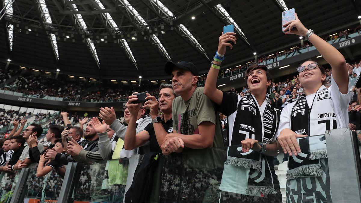 Allianz Stadium - Juventus-Hellas Verona - Serie A 2019/2020 - Getty Images