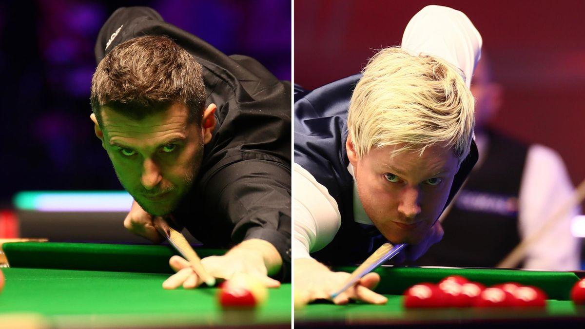 Mark Selby - Neil Robertson, în sferturi la UK Championship