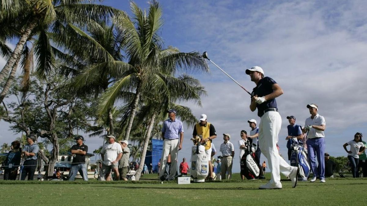 The 2015 Sony Open in Hawaii