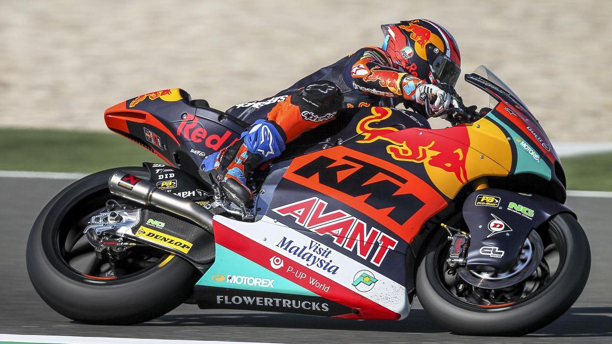 Jorge Martin, KTM Moto2, Getty Images
