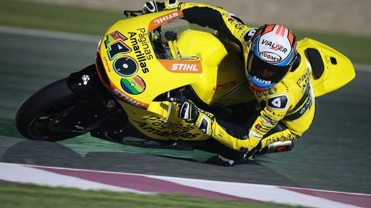 Álex Rins, piloto de Moto2