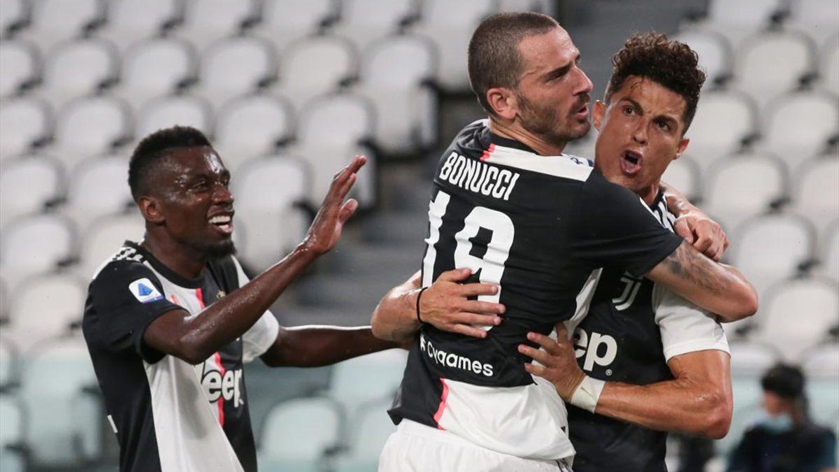Juventus Atalanta In Diretta Tv E Live Streaming Eurosport