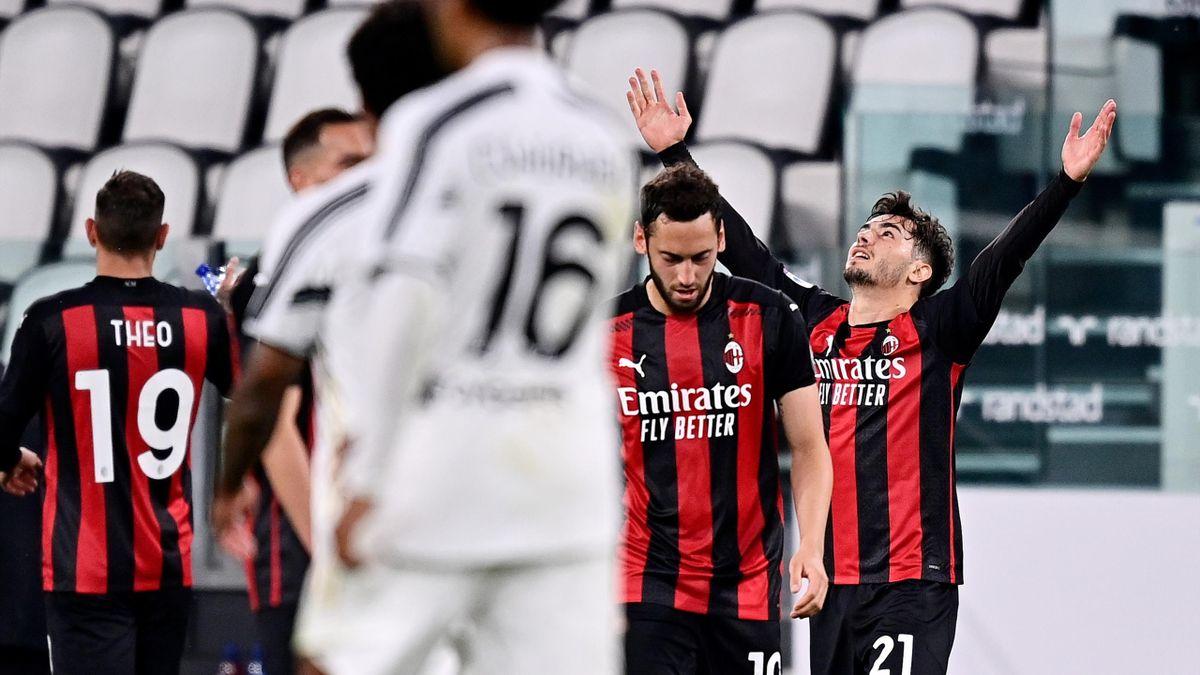 AC Milan-Juventus