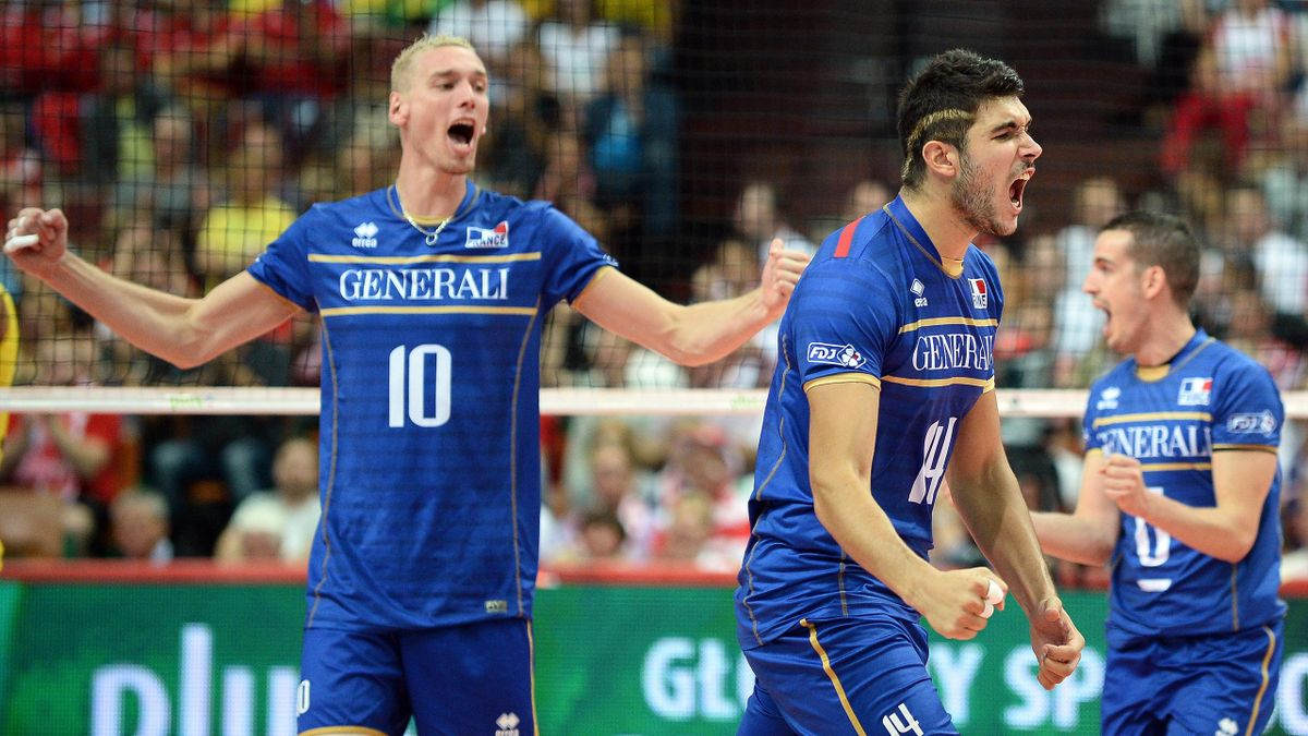 La France, éliminée par le Brésil, est toujours en route pour une médaille de bronze au Championnat du monde