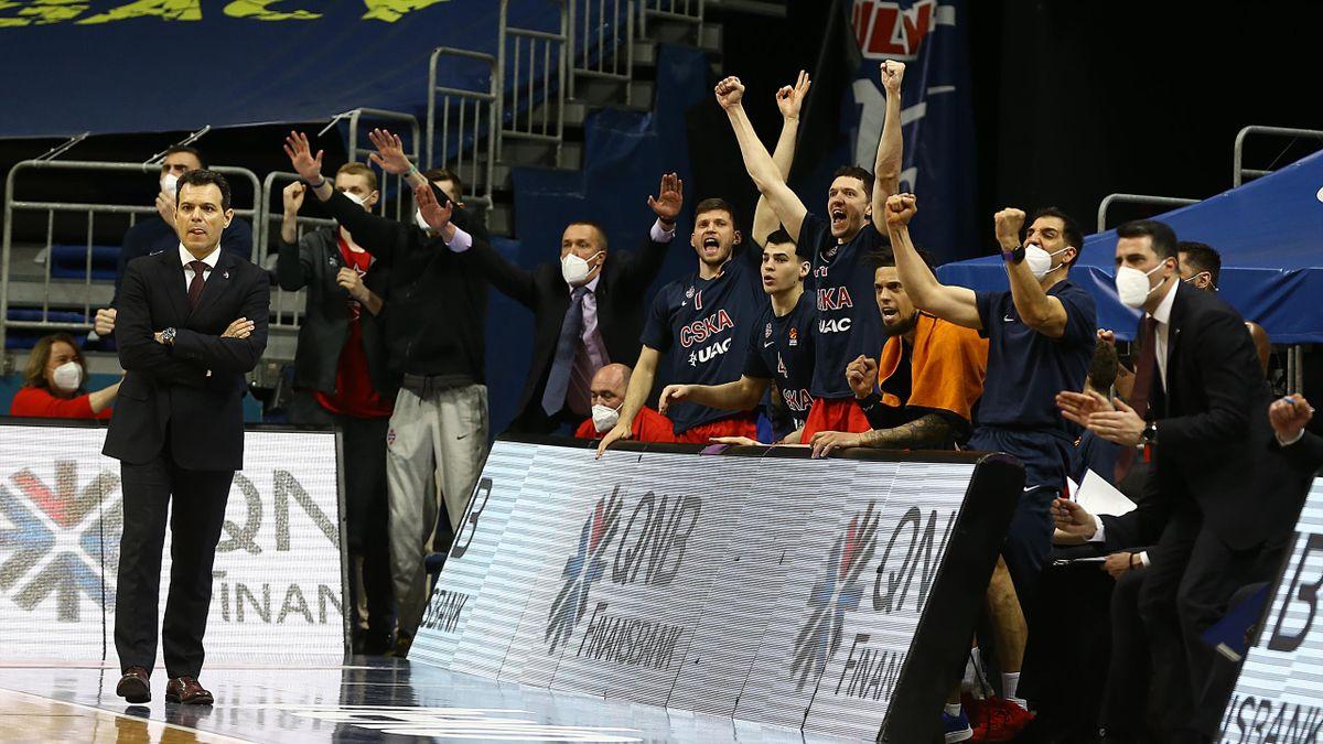 Il CSKA vince gara 3 sul campo del Fenerbahce ed è alla Final Four