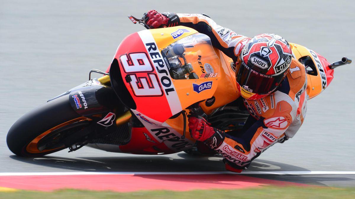 Marc Marquez (Honda HRC) - GP of Germany 2014