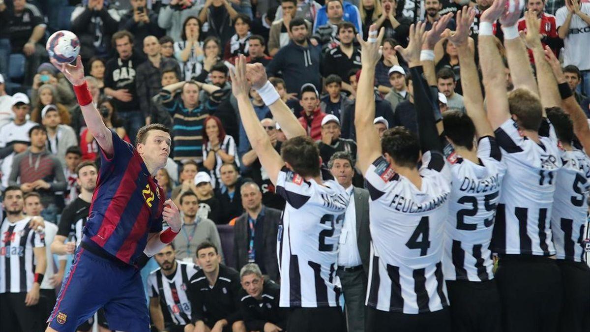 Beşiktaş Mogaz - Barcelona