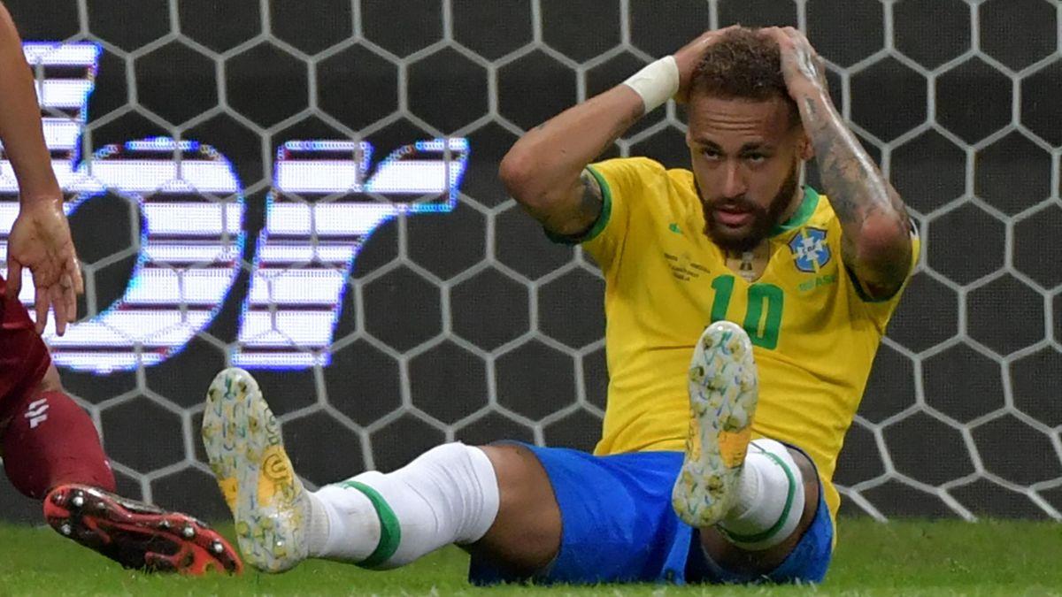 Neymar steht nicht im brasilianischen Olympiakader