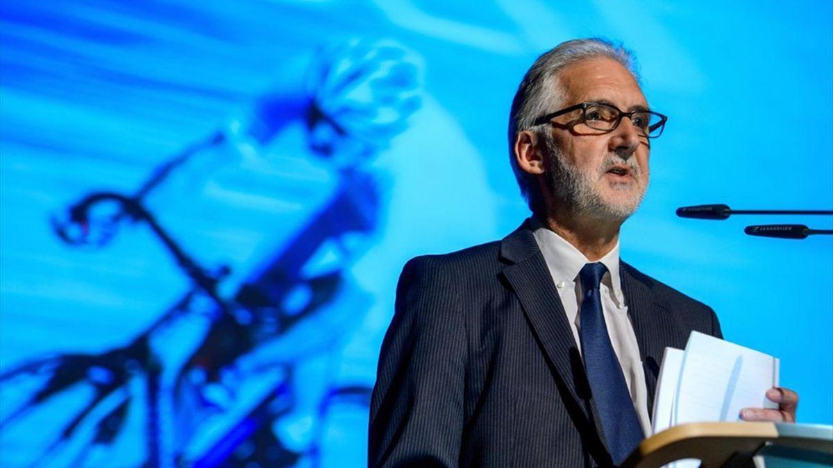 UCI-Präsident Cookson auf Reformkurs