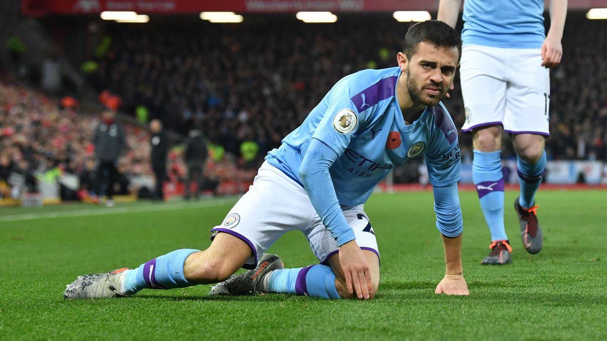 Bernardo Silva, supărat pe fanii lui Liverpool
