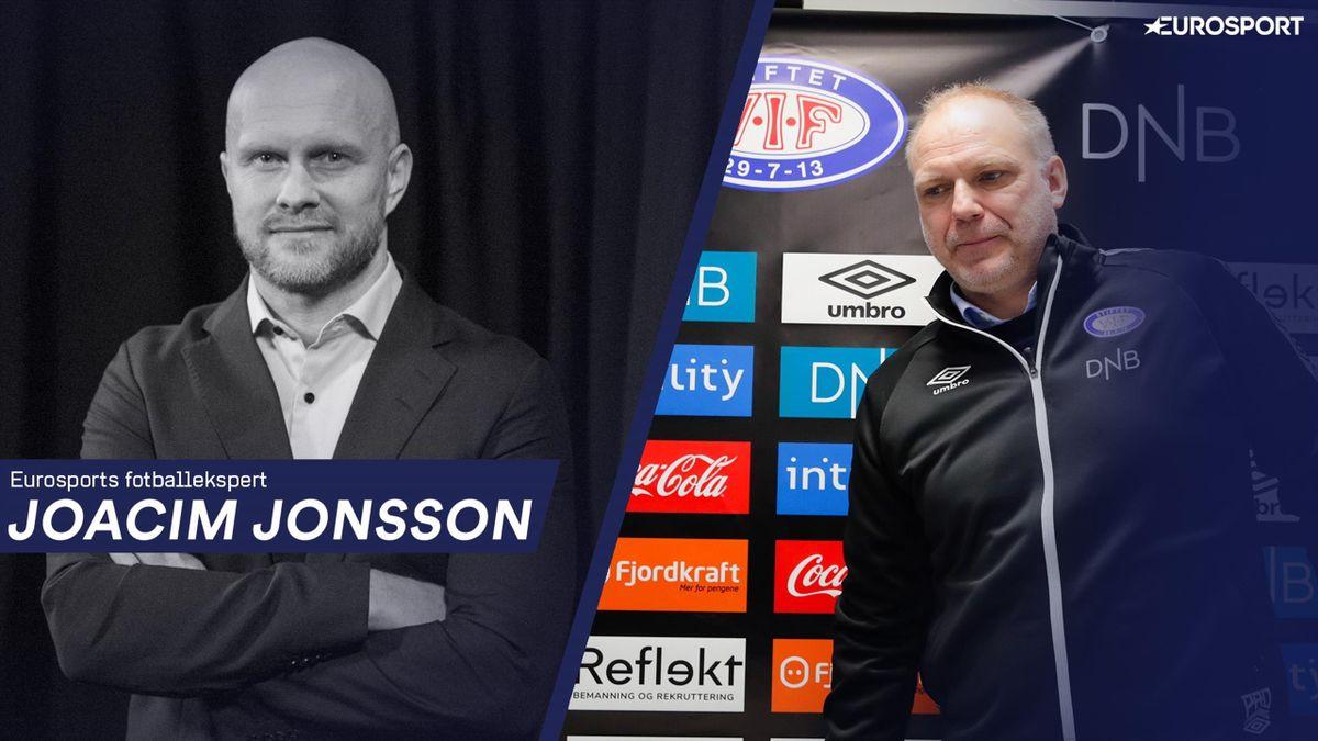Joacim Jonsson Dag-Eilev Fagermo