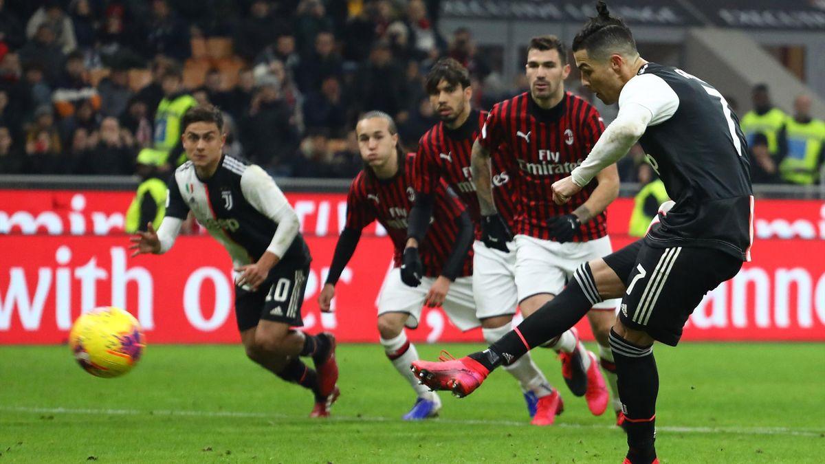 Milan Gegen Juventus
