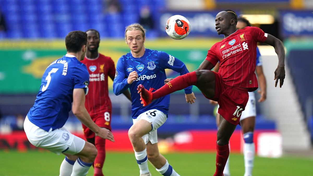 Merseyside-Derby: FC Everton - FC Liverpool
